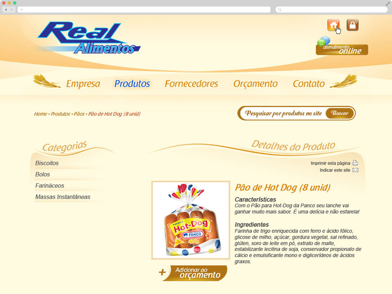 Real Alimentos